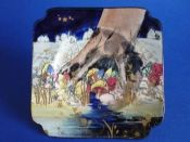 Royal Doulton 'Gnomes B' or 'Munchkins' Small Side Plate D4697 c1928